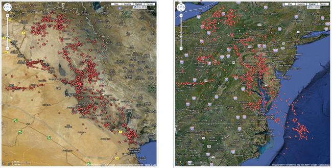us-iraq-maps